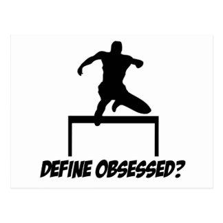 diseño obsesionado del obstáculo