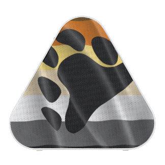 DISEÑO ONDULADO del ORGULLO del OSO - 2014 Altavoz Bluetooth