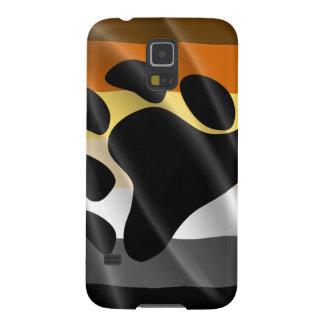 DISEÑO ONDULADO del ORGULLO del OSO - 2014 Carcasa Para Galaxy S5