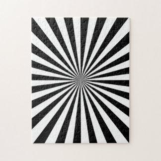 Diseño óptico clásico de la rueda de hilado de la puzzles