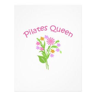 ¡Diseño original de la reina de Pilates! Tarjetas Informativas
