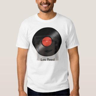 Diseño original de Lou Reed por poco Jack Playera