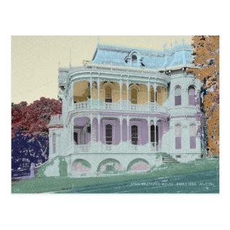 Diseño original de tesoro del Victorian Tarjetas Postales