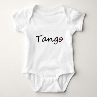 ¡Diseño original del amante del tango! Body Para Bebé