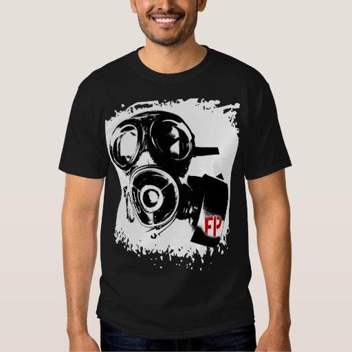 Diseño original del arte de FACEPALM en la camisa