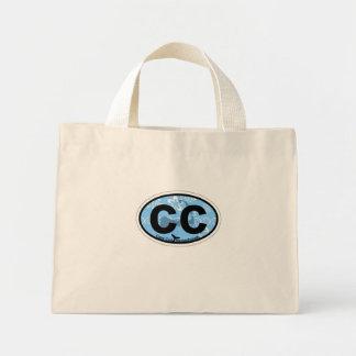 Diseño oval de Cape Cod Bolsas De Mano