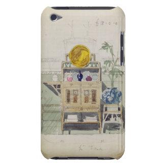 Diseño para un aparador, c.1860s-70s (w/c y lápiz barely there iPod protector