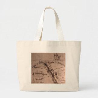 Diseño para una ballesta enorme bolsa