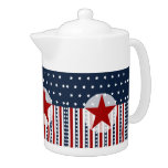 Diseño patriótico de la bandera americana de las b