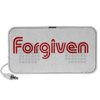 """Diseño """"perdonado"""" del cristiano PC altavoces"""
