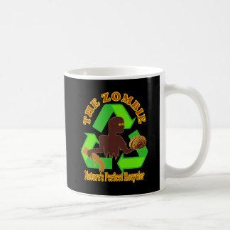 Diseño perfecto del reciclador de la naturaleza de tazas de café