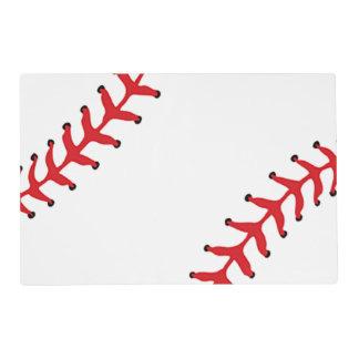 Diseño Placemat del béisbol