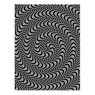Diseño plausible del remolino óptico postal