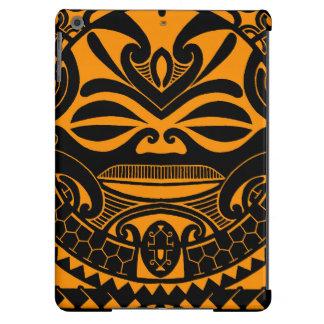 Diseño polinesio de la máscara del tiki funda para iPad air
