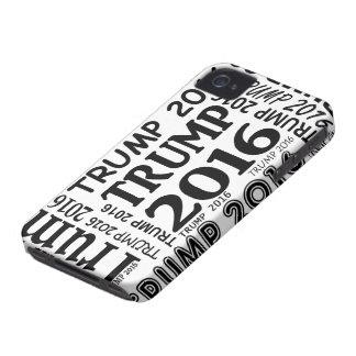 Diseño popular de la impresión intrépida del Case-Mate iPhone 4 protector