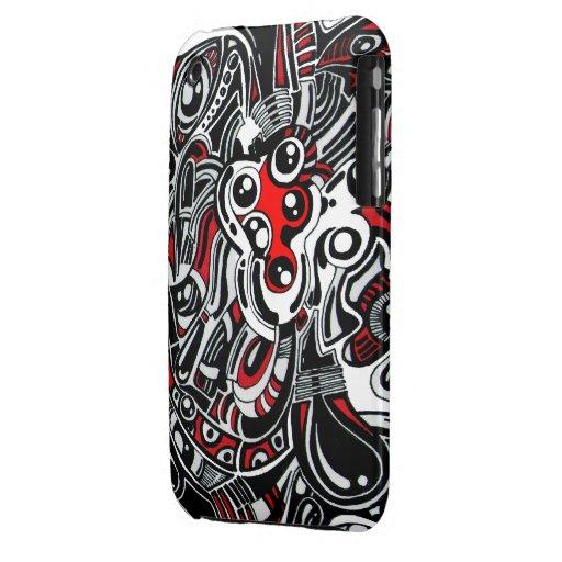 Diseño por Gary Sher: nuevo lanzamiento para 2012 iPhone 3 Protectores