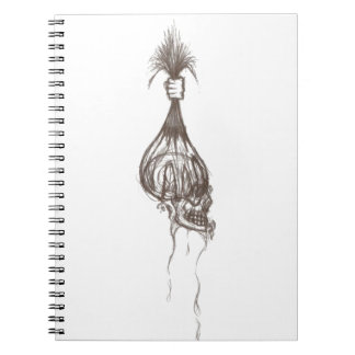 Diseño principal encogido cuadernos