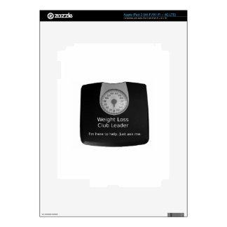 Diseño promocional para los coches de la pérdida pegatinas skins para iPad 3