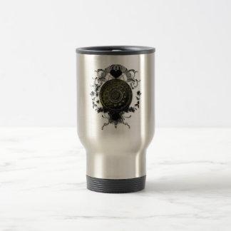 Diseño punky del diente del vapor taza térmica
