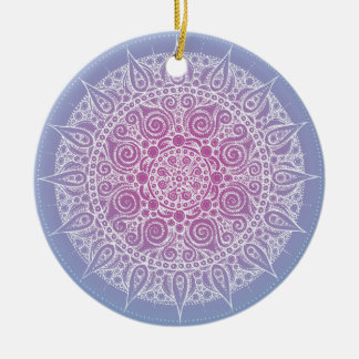 Diseño púrpura/azul hermoso