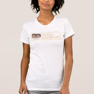 """Diseño querido punteado """"ellos"""" camiseta playeras"""