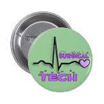 Diseño quirúrgico de los regalos QRS de la tecnolo Pin