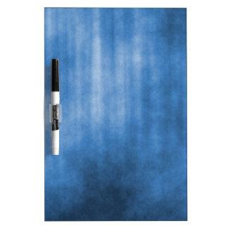 Diseño rayado azul del Grunge Pizarras Blancas De Calidad
