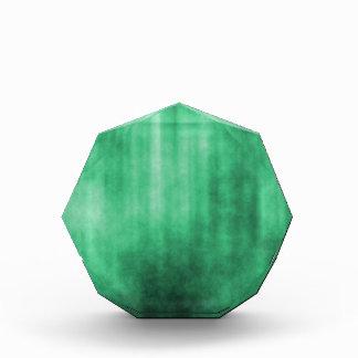 Diseño rayado verde del Grunge