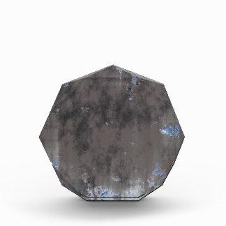Diseño resistido de la piedra o del metal