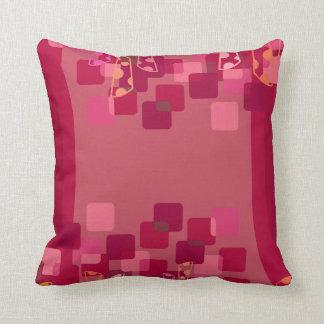 Diseño retro almohadas