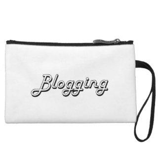 Diseño retro clásico Blogging