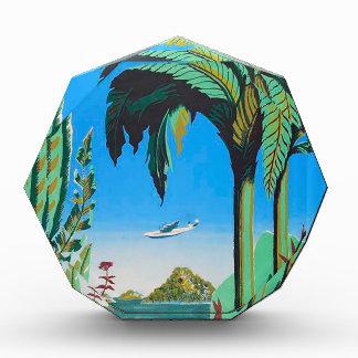 Diseño retro de Antillas