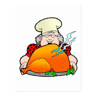 Diseño retro de la cocina casera. Añada su propio Tarjetas Postales