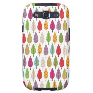 Diseño retro Samsung del modelo de la naturaleza d Galaxy S3 Carcasa