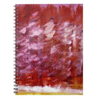 Diseño rojo del árbol de navidad