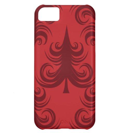 Diseño rojo festivo de Navidad del día de fiesta d