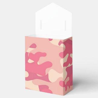 Diseño rosado de Camo Paquete De Regalo Para Fiestas