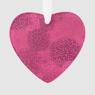 Diseño rosado de la explosión de la flor