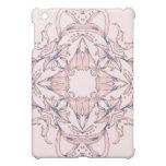 Diseño rosado y púrpura del Victorian - modificado iPad Mini Carcasas
