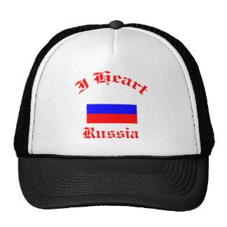 Diseño ruso gorro