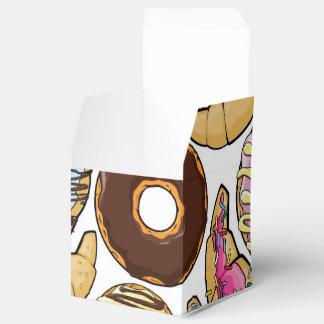 Diseño sabroso de los anillos de espuma de la caja para regalos
