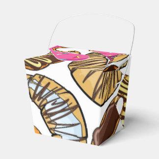 Diseño sabroso de los anillos de espuma de la cajas para regalos de boda