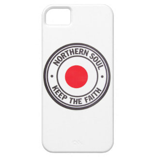 Diseño septentrional del alma iPhone 5 Case-Mate carcasas