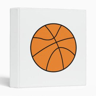 diseño simple del vector del baloncesto