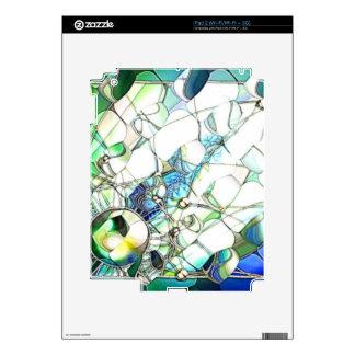 diseño skin para el iPad 2