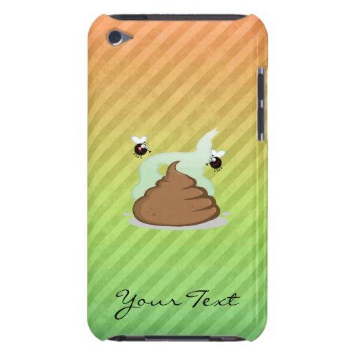 Diseño Stinky de Poo iPod Case-Mate Fundas