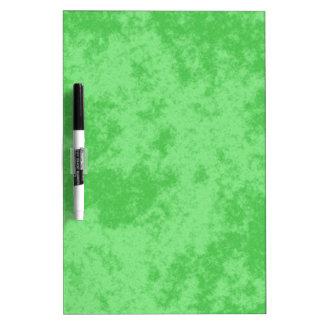 Diseño suave del Grunge Green1 Pizarras