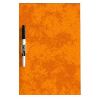 Diseño suave del Grunge Orange2 Pizarra