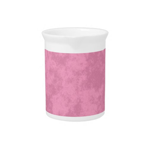 Diseño suave del Grunge Pink2 Jarra
