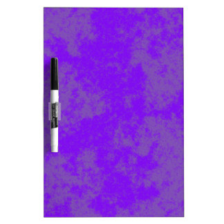 Diseño suave del Grunge Violet1 Pizarras Blancas